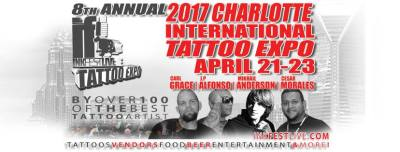 Inkfestlive 2017 Tattoo Convention