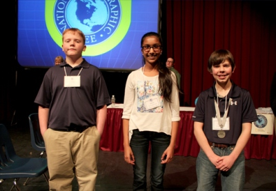 West Virginia State Geography Bee