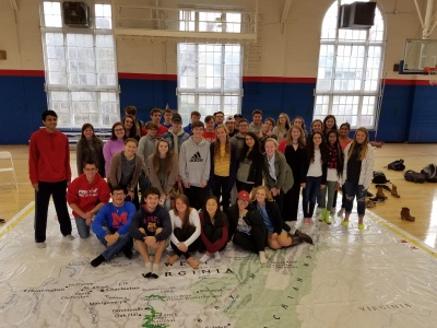 BIG Map @ Morgantown H.S.