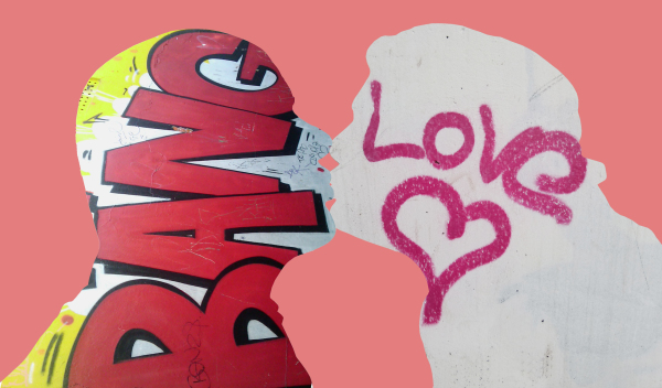 KissGraffitiPink