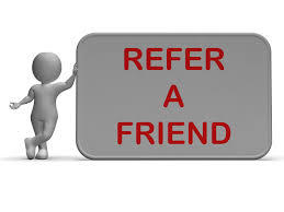 Ervin and Forehand Customer Referral Program