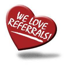 Ervin and Forehand Love Customer Referrals
