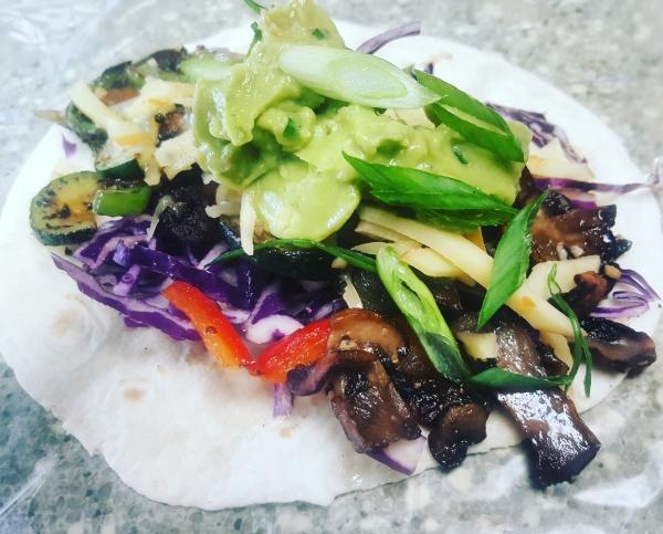 Vegetarian Taco