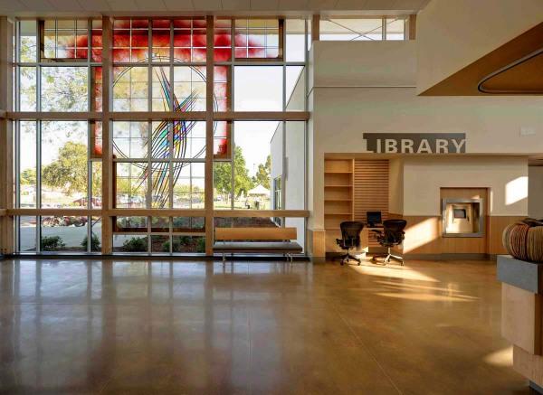 George Sim Community Center, Sacramento, CA