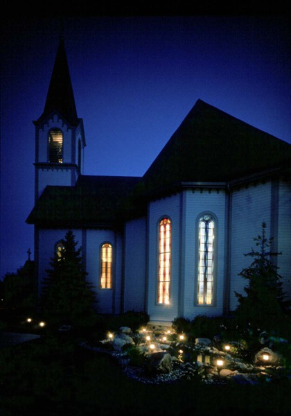 Holy Childhood Catholic Church, Harbor Springs, MI