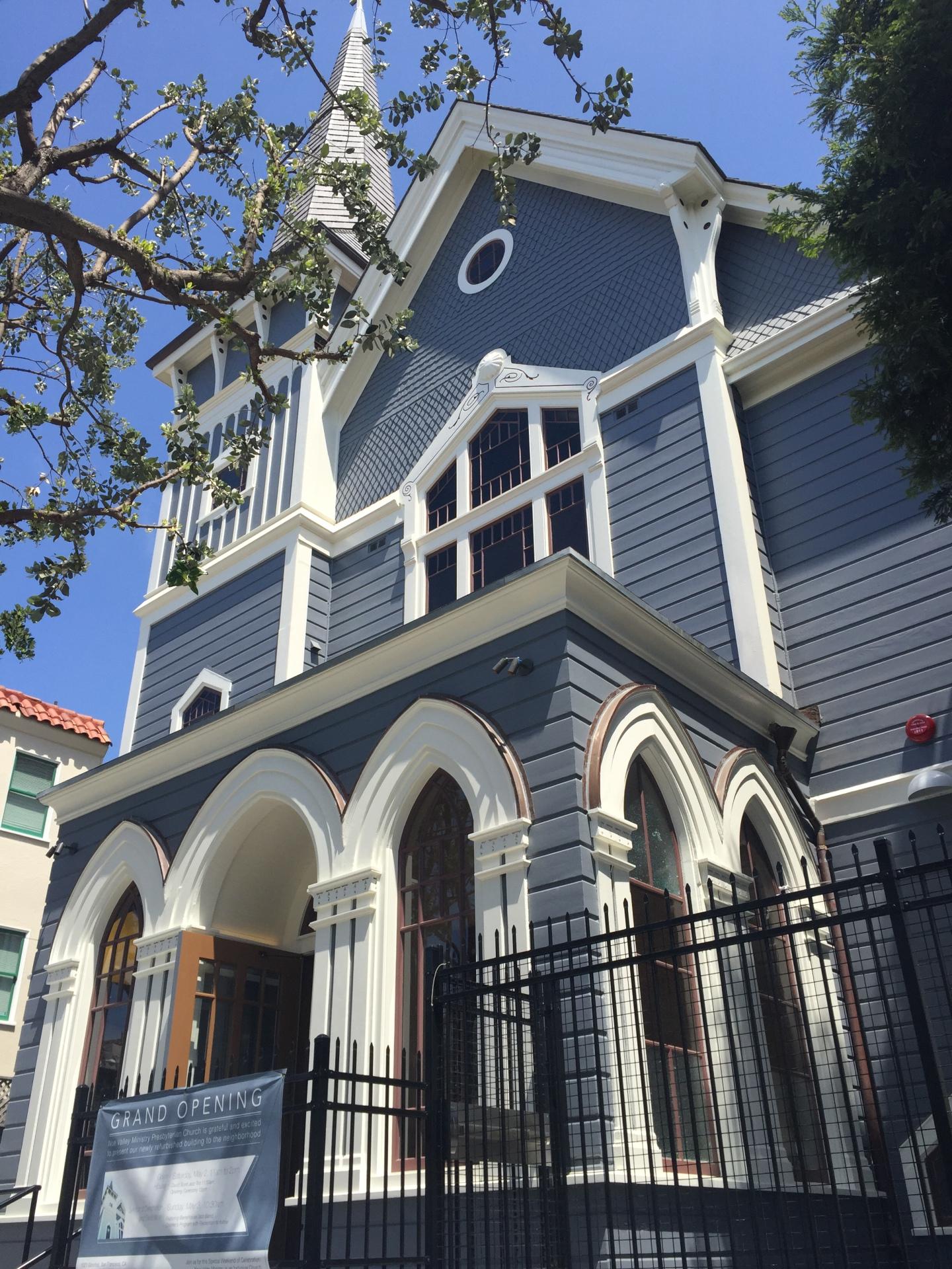 Noe Valley Ministry, San Francisco, CA