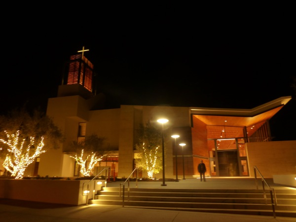 St Thomas More Catholic Church, Oceanside, CA