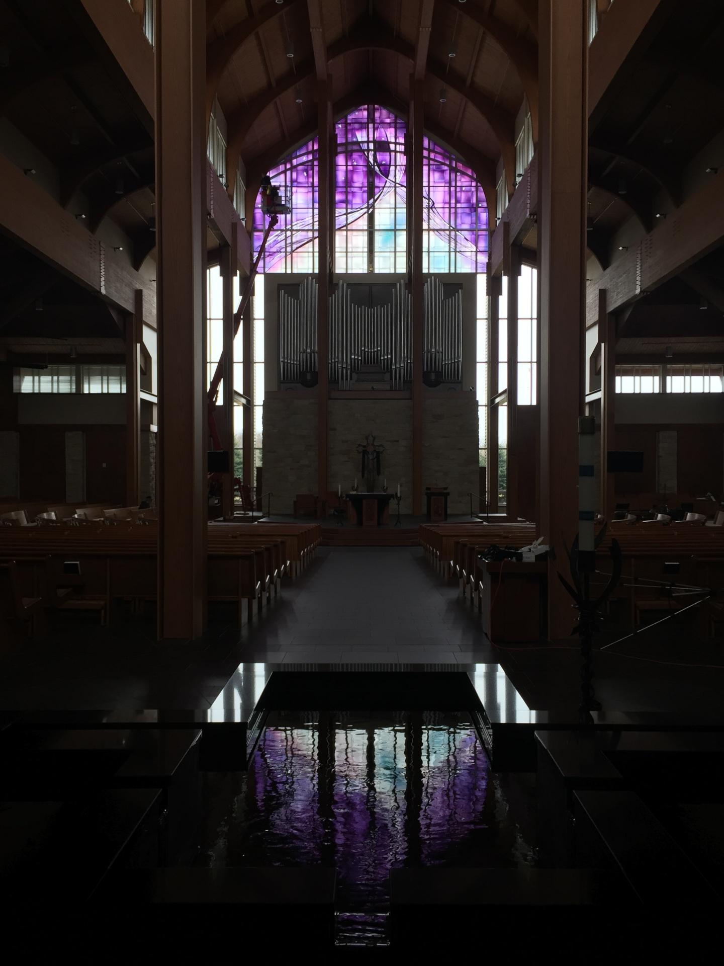 Holy Family Catholic Church, Fond du Lac, WI