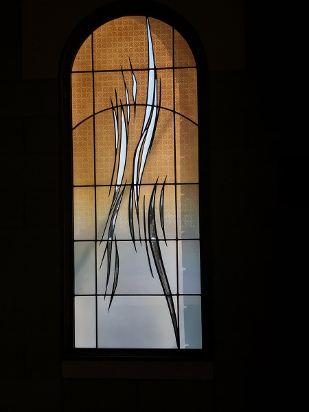 New Clairvaux Abbey, Vina, CA  (photo- Ron Schwager)