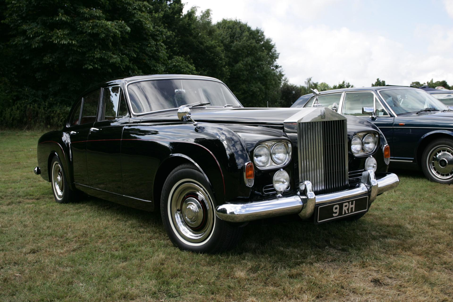 Rolls-Royce Silver Cloud III by HJM