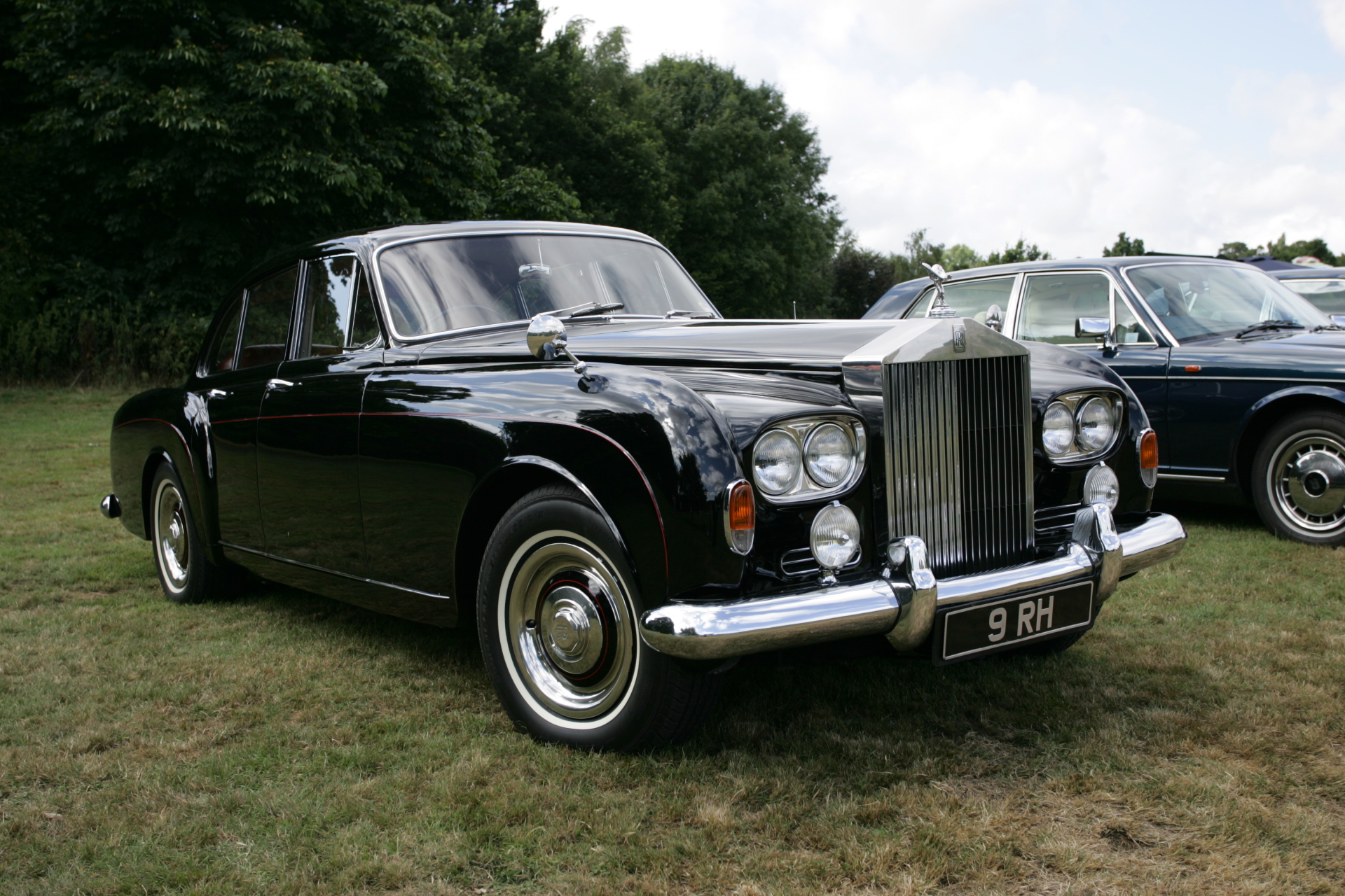 Rolls-Royce Silver Cloud III by HJM