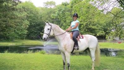 Horseback Riding Lesson near Montville, CT