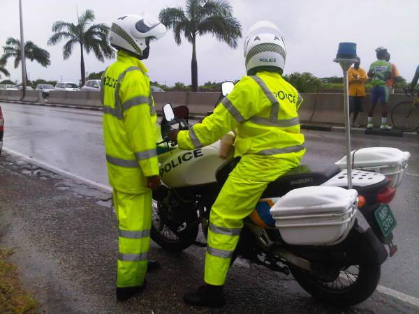 RBPF Motor Police