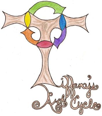 Tiffany's Art Cycle Logo