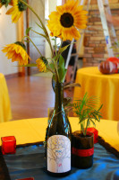 Sunflower Wedding Centerpieces
