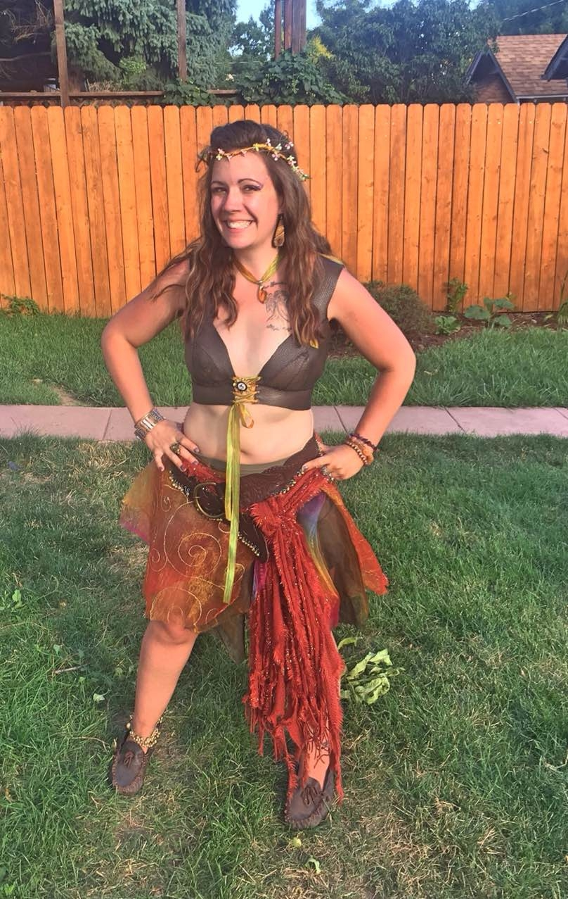 moccasins headband, leather top, nymph woodland nymph moccasins renaissance fair
