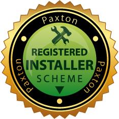 Paxton Access registered installer scheme
