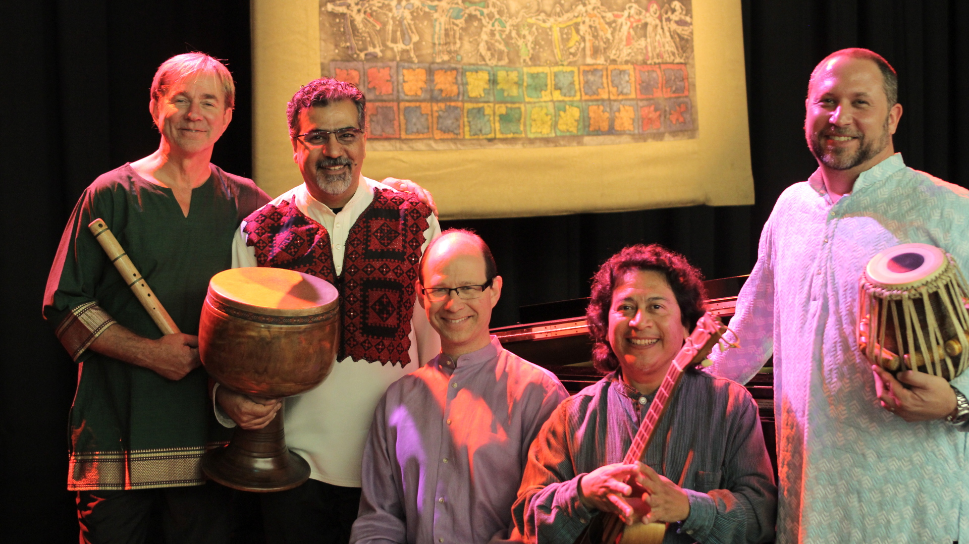 The Pathways Ensemble