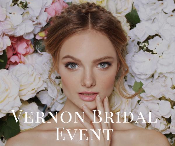 Vernon Bridal Event Brides Wedding Engagement