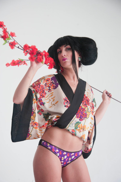 guerrilla-geisha-lingerie-collection-orchid-girl-purple-knickers-unique-print-London