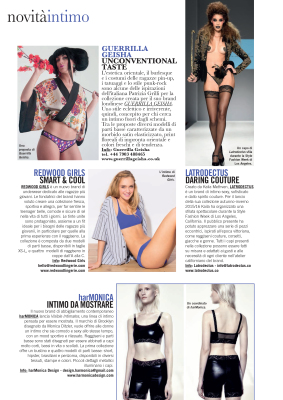 guerrilla-geisha-lingerie-press-article-Italian-magazine