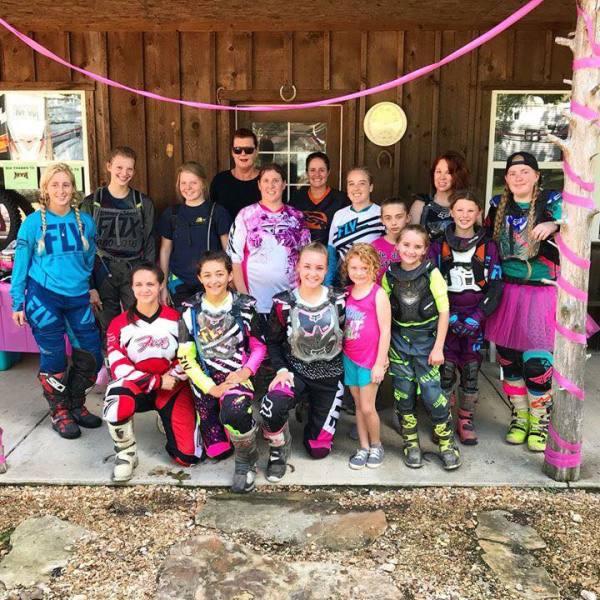 Girls Flock to Hardwood Hills Ranch