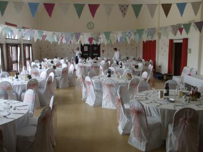 Hall set for event