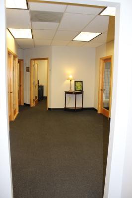 Quiet Treatment Rooms