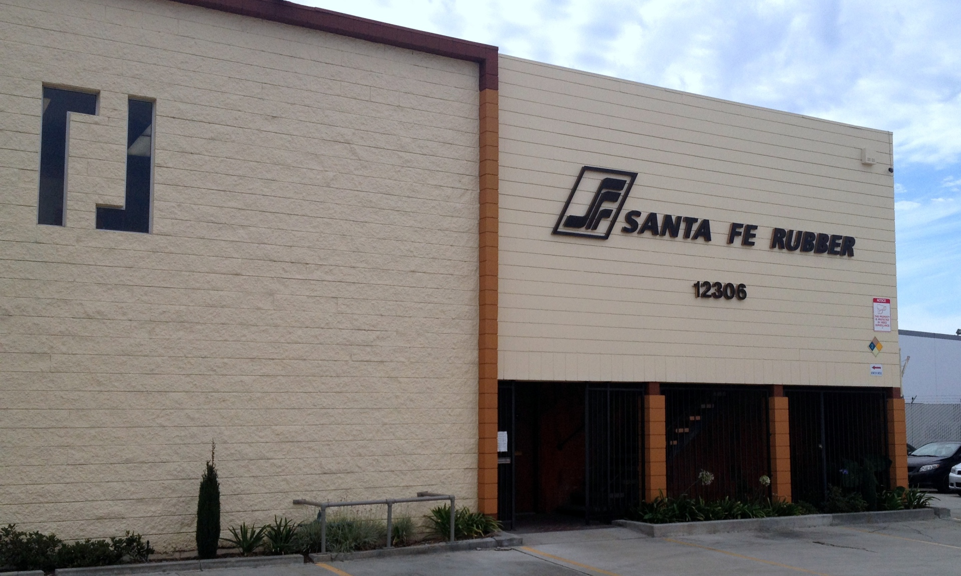 Take A Virtual Tour Of Santa Fe Rubber Products, Inc.