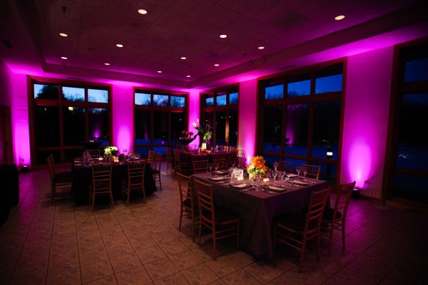 Event Uplighting