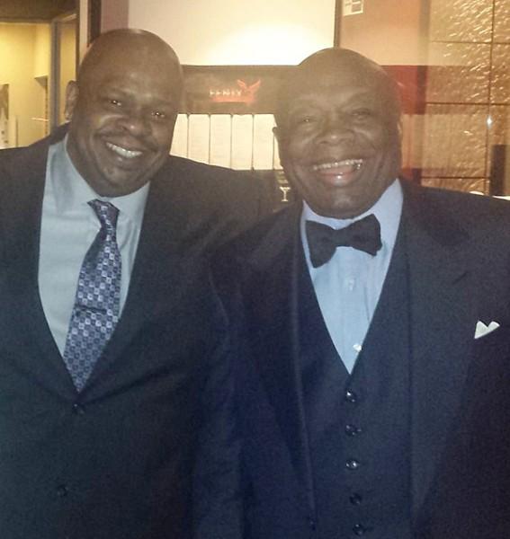 Mayor Willie Brown