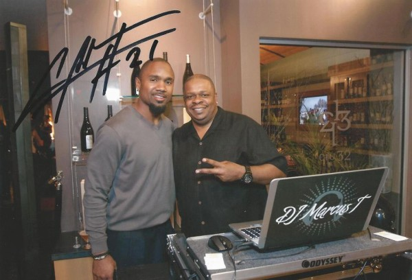 NFL Great Charles Woodson
