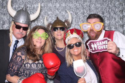Photo Booth Fun at weddings