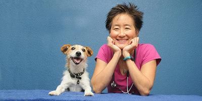 Dr. Sophia Yin, Harmony Canines, San Antonio, Texas