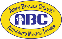 Animal Behaviour College Authorized Mentor Trainer logo