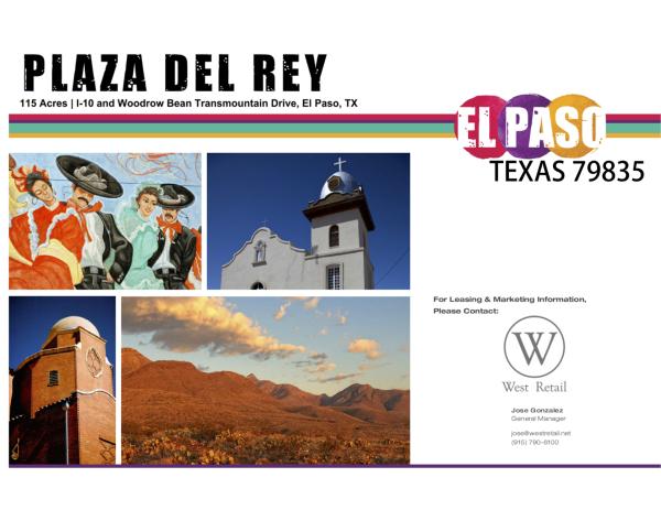 Plaza Del Rey West