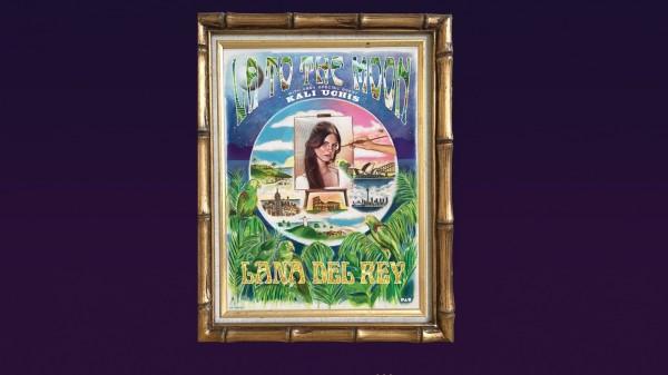 Lana Del Rey LA TO THE MOON