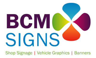 bcm signs logo