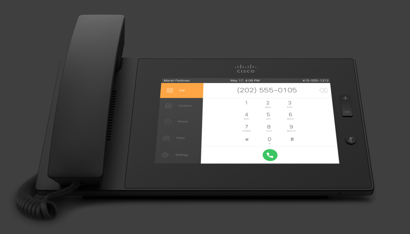 smart office telephone by nes security