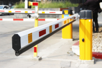 automated security barrier
