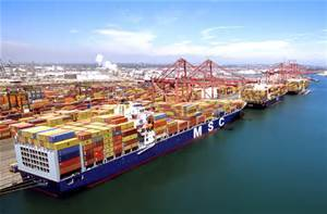 Citrus Export Effected by Port Labor Issues