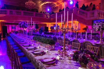 Set the mood with ambient decor lighting
