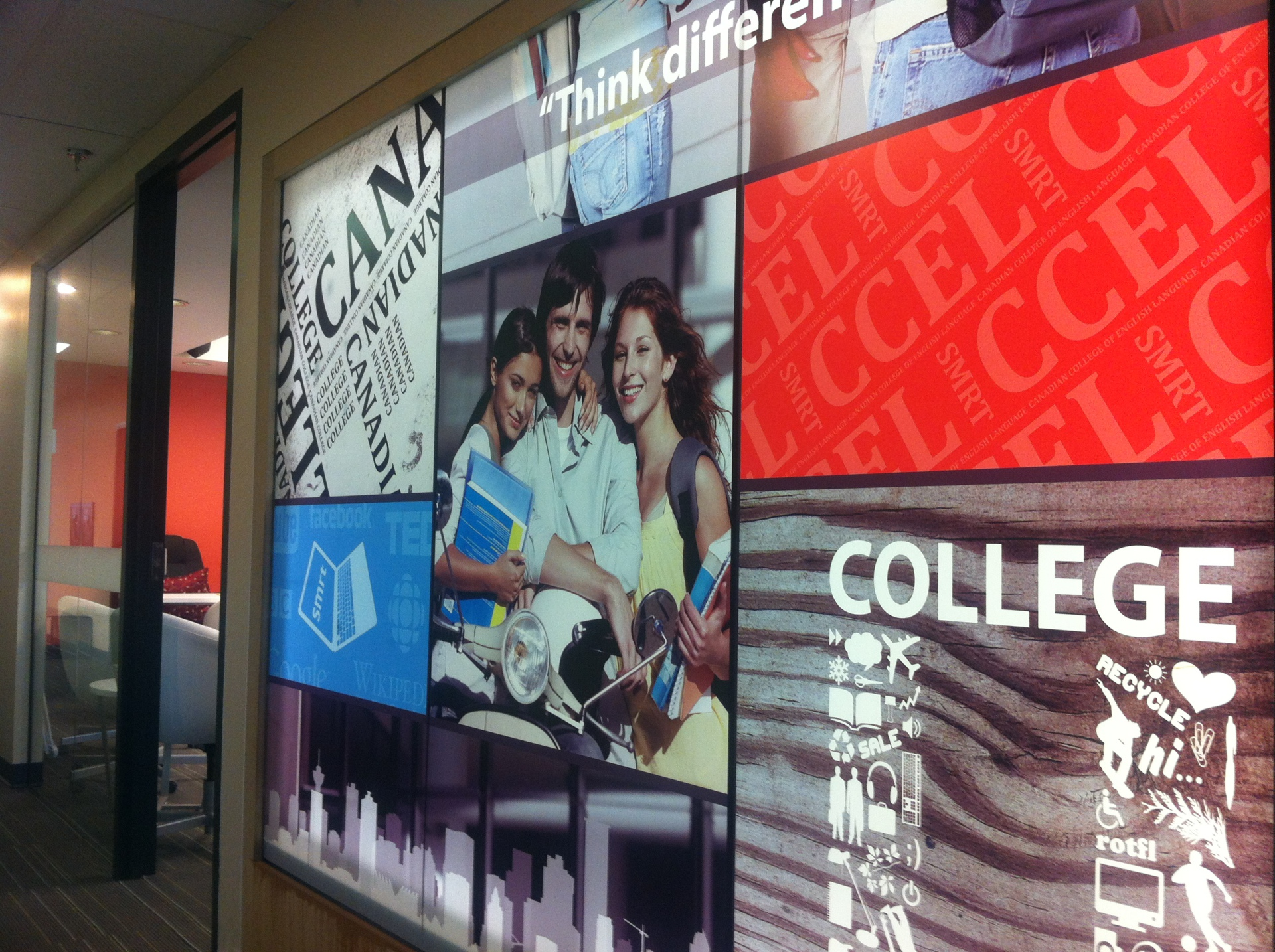 Canadian College of English