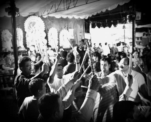 Dhakiiya in full swing