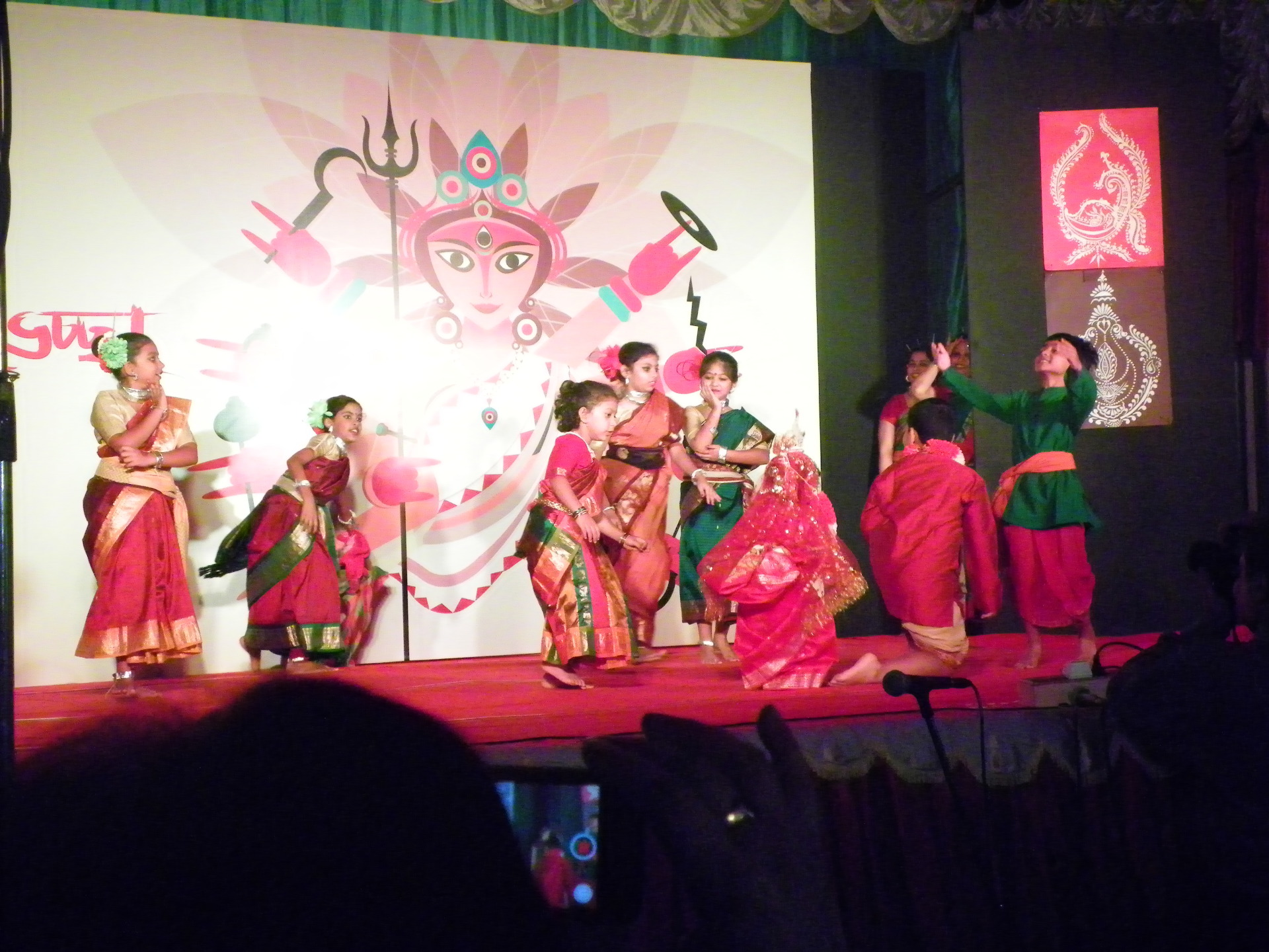 Saptapadi Performance