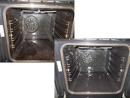 Free Oven Cleaning