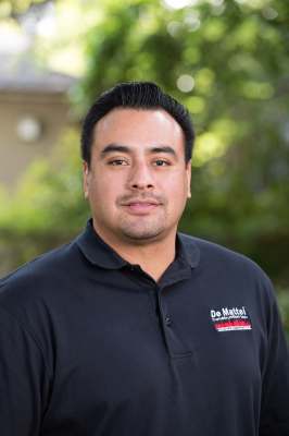 Erik Oyola Project Manager / Estimating