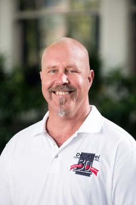 John Buczeke Superintendent