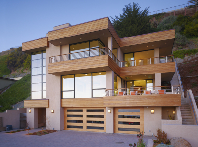 Contemporary Beach House, Santa Cruz