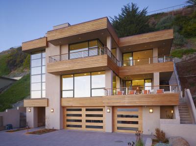 Contemporary Beach House, Santa Cruz